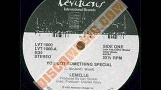 Old Skool Vibes-4 Lemelle - Something Special