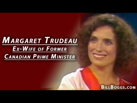 "Margaret Trudeau  ""Ex-Wife of Former Canadian Prime Minister"""