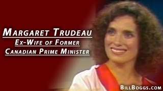 "Margaret Trudeau  ""Ex-Wife of Former Canadian Prime Minister"""