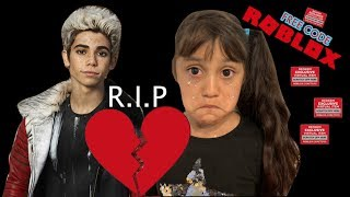 Disney Channel Star Cameron Boyce Dies At Age 20 / Free Roblox Code On Sad Sunday