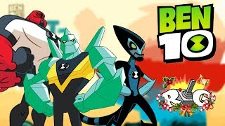 Ben 10 Games | Ben 10 : Rust-Bucket Rescue