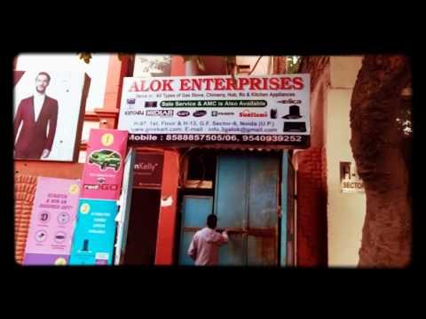 Alok Enterprises 2nd Showroom| Kitchen Appliances|Givekar.com|Atul Pandat Ji|Best Deals H87Sec9Noida