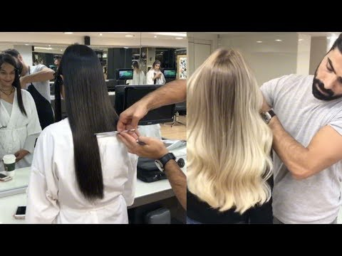 Professional Hairstyles Compilation | New Hair Transformation by @emreayaksiz