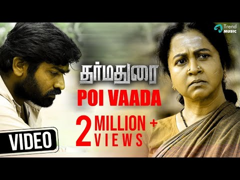 Dharmadurai - Poi Vaada | Video Song |...