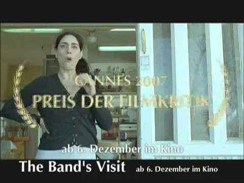 Band's Visit Trailer