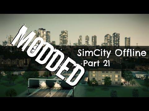 SimCityOffline: Modded - Part 21 (The Sickness Begins)