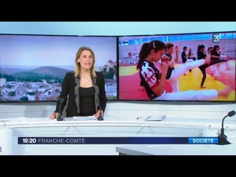 Reportage France 3 Franche-Comté - 2017