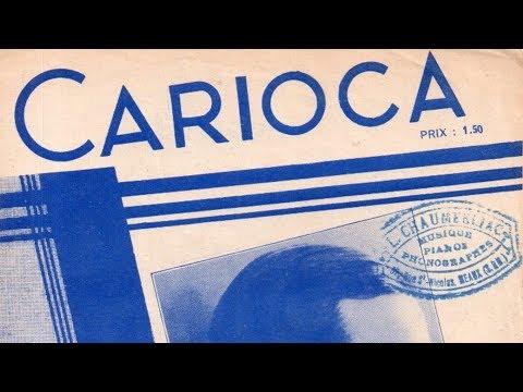 Carioca - Orchestre musette Stella - 1934