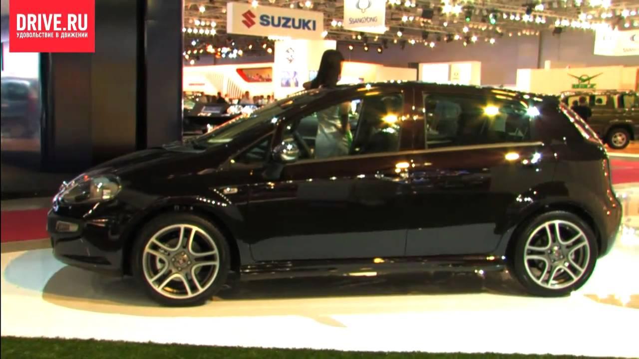 ММАС-2010: Fiat Punto Evo