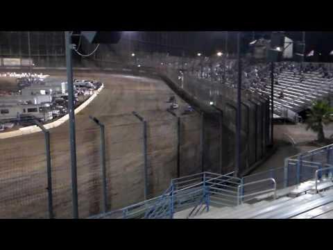 CDCRA Dwarf Main - Perris Auto Speedway 9/10/16