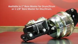 1953 - 1962 Corvette Booster Master Video by Master Power Brakes
