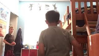 KIDS DUNK CONTEST | Aman Vs Jamison