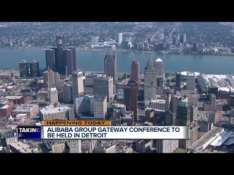 Alibaba Group Gateway conference to be held in Detroit