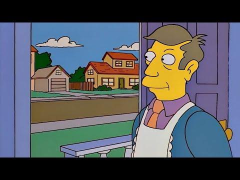 Steamed Hams But Skinner Is Schizophrenic