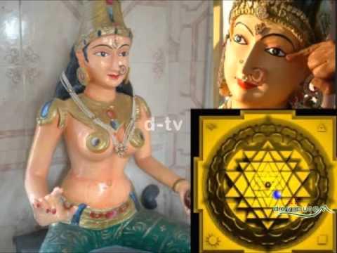 Khadgamala deities Locations and Forms in Sri Chakra