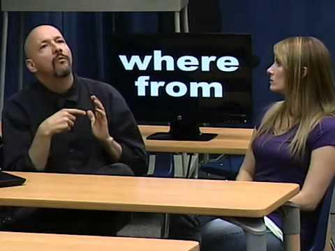 American Sign Language (ASL) Linguistics (Part 09)
