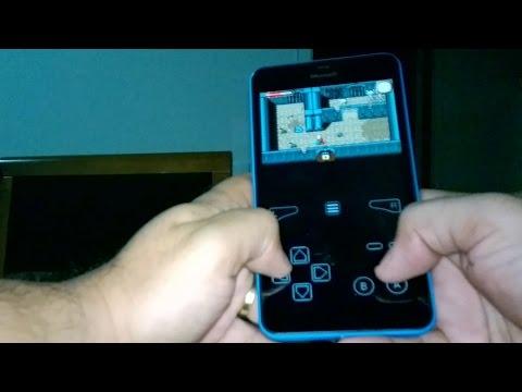 Jogando Game Boy Advanced no Lumia 640 XL