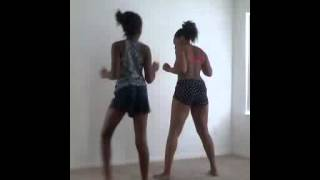 Bands a make her dance me&my littel sister