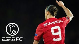 Zlatan Ibrahimovic Released By Manchester United | ESPN FC