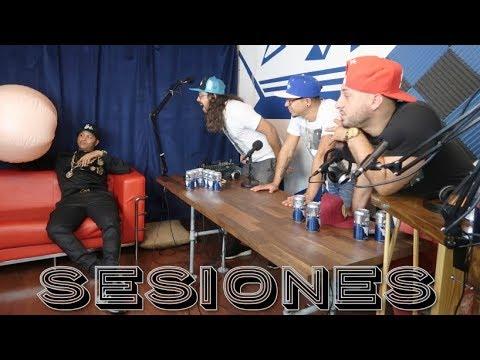 BENNYBENNI MANDA FUEGO A TODO EL GÉNERO - Sesiones