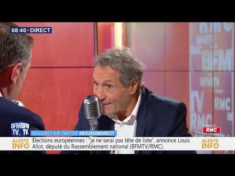 Louis Aliot face à Jean Jacques Bourdin en direct BFMTV 2018 11 19 23 55