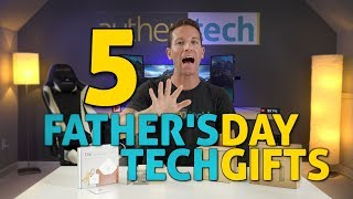 5 Awesome Tech Gadget Gifts Under $75 For Father's Day!!