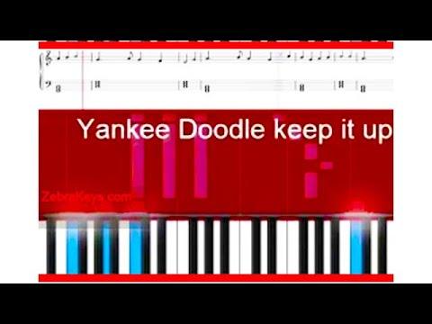 Yankee Doodle (Karaoke with Lyrics)