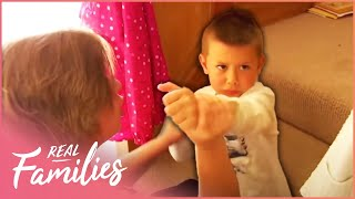 6-Year-Old Gets Extremely Aggressive | Jo Frost: Extreme Parental Guidance | Real Families