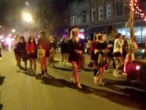 Halloween in Honesdale 2012!