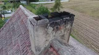 Dalborowice, komin do naprawy