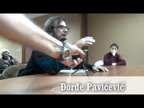 Dragoljub Micunovic  - diskusija
