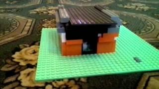 Дом из лего для хомяков