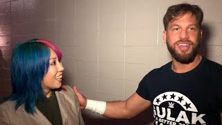 Asuka And Drew Gulak Relive Their Past As Independent Competitors: WrestleMania Diary