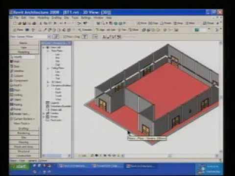 Revit Architecture  2008 (Bai 13+14)