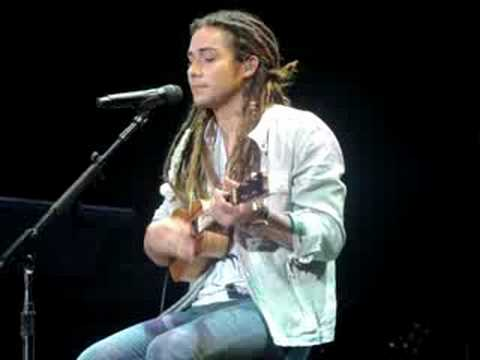 Jason Castro - Somewhere Over The Rainbow (Israel Kamakawiwo'ole Cover) (Toronto 07/26/08)