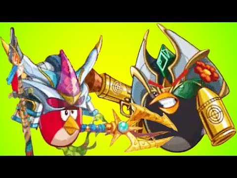 PvP Ranked Arena Battle - Angry Birds Epic - Part 358 thumbnail