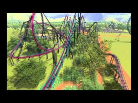 RollerCoaster Tycoon World (BETA WEEKEND 1) - Project X |