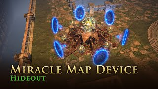 Path of Exile: Miracle Map Device