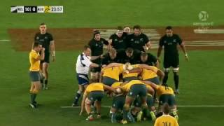 Battle Of Scrums (All Black Vs Australia )