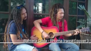 KEREN ANAK REGGAE NYANYI DANGDUT Bahtera Cinta Rhoma Irama cover by Dellu Rafi