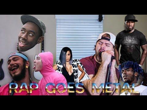 rap goes metal