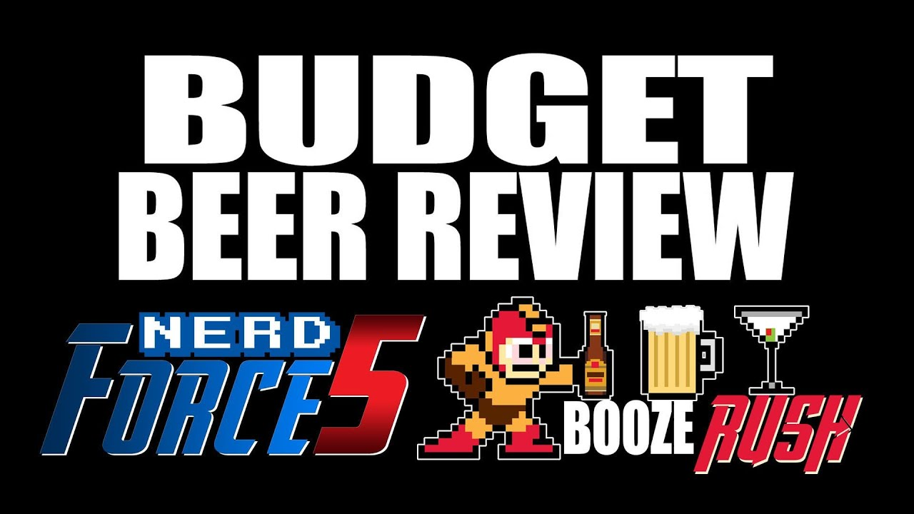 NF5 Budget Beer Review YouTube