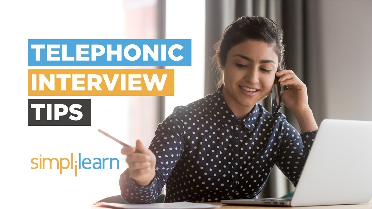Top 7 Telephonic Interview Tips - Do's And Dont's | How To Attend Telephonic Interview