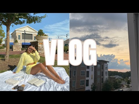 VLOG: mental health reset after having a few bad days + my tips for a healthy outlook on working out
