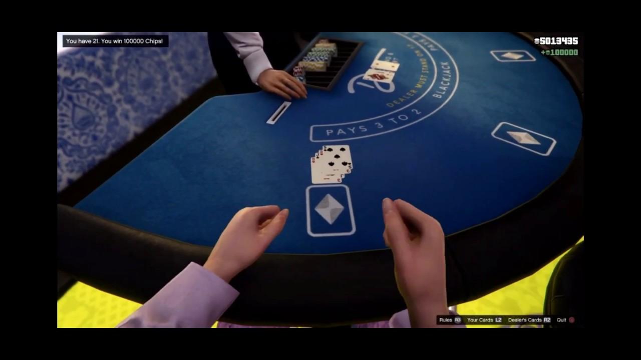 YOU can WIN MILLIONS in GTAV Blackjack! NO GLITCH/NO HACK/TIPS/ADVICE/PROVEN METHOD