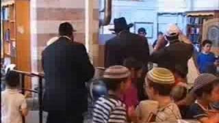 Tehilim a Mearat haMachpela - HASDEI AVOT Hebron