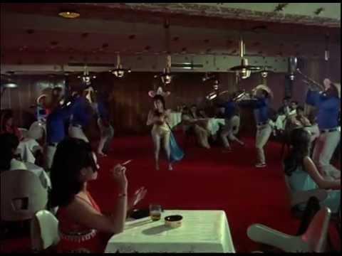 Aruna Iriani in Yeh Jhalak Yeh Jhalak from Ehsan 1970 - Bollywood Cabaret with Helen