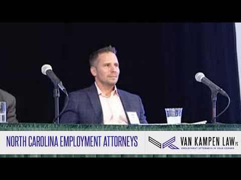 NCSC CLE Labor Employment Law Event