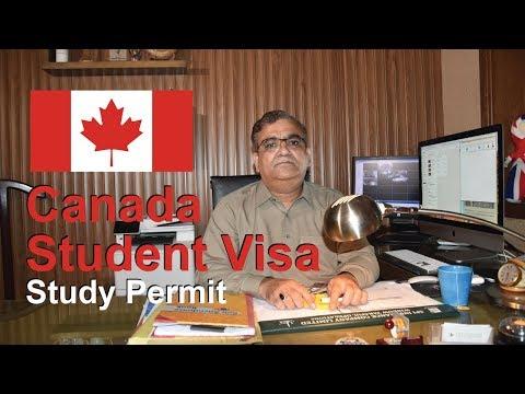 Canada Student Visa - Study Permit