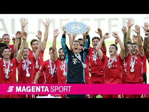 Inside Meisterschaft 2020 | FC Bayern. tv live | MAGENTA SPORT